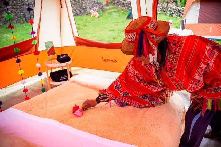 Luxury Glamping Machu Picchu