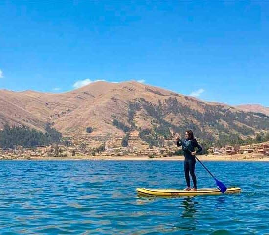 paddle-piuray-lake-cusco-peru